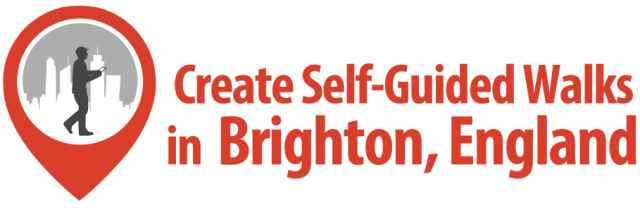 Self Guided Walks in Brighton