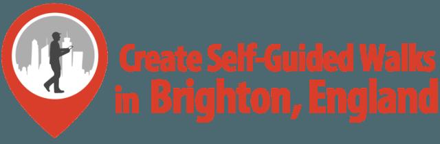 Self Guided Walks in Brighton